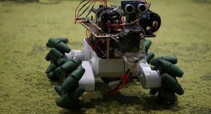 Robótica feita em casa - Foto de Fumi Yamazaki/flickr