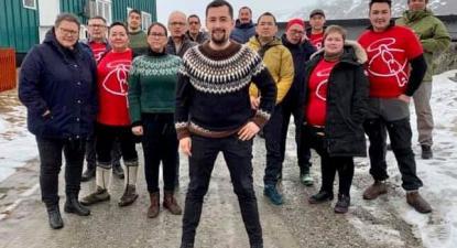 Campanha do Inuit Ataqatigiit,
