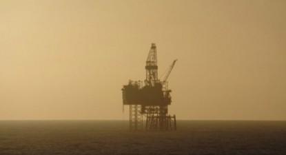 Plataforma petrolífera, foto de Philippa McKinlay/Flickr.