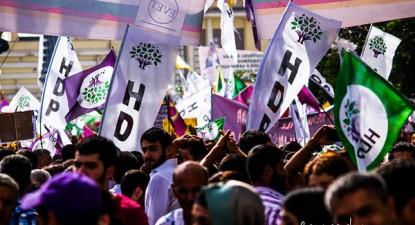 Comício do HDP