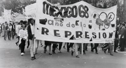 Os protestos estudantis começaram 72 dias antes do massacre de 2 de outubro