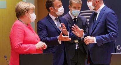 Cimeira europeia continua esta segunda-feira. Foto: European Council @