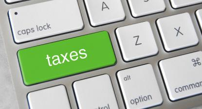 Tecla Impostos. Foto de GotCredit/Flickr.