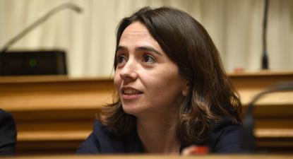 Maria Manuel Rola. Foto de Paula Nunes.