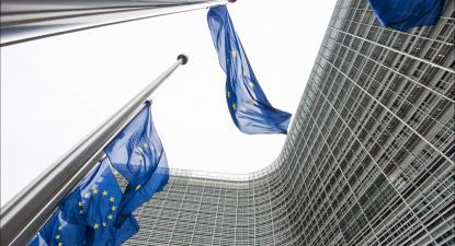 Comissão Europeia, Bruxelas. Foto: European Parliament/Flickr
