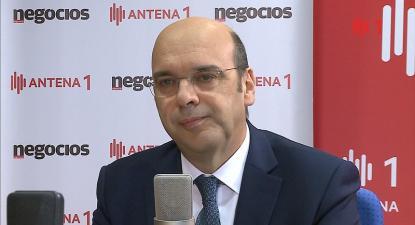 Pedro Siza Vieira em entrevista. Maio de 2018.