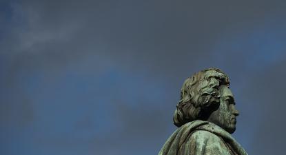 Estátua de Beethoven. Foto de Oliver/Flickr.