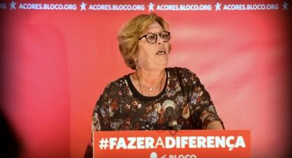 """""""Esta foi uma campanha feita com dedicação e convição o que nos enche de orgulho"""", afirmou Zuraida Soares - Foto de Paulete Matos"""
