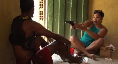 """Still do documentário """"Baronesa"""", de Juliana Antunes, um dos filmes vencedores do IndieLisboa 2018."""