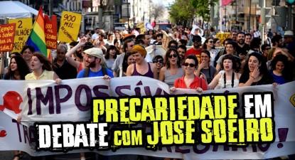 Precariedade em debate com José Soeiro.