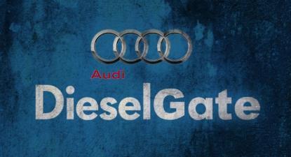 Dieselgate e Audi. Ilustração de automobileitalia/Flickr.