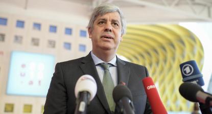 Mário Centeno. Foto: eu2018at/Flickr