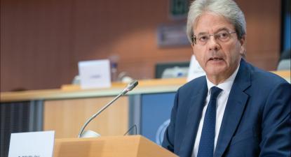 Paolo Gentiloni. Foto: European Parliament/Flickr
