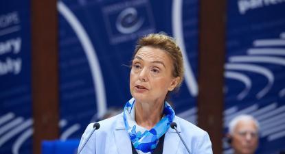 Marija Pejcinovic Buric