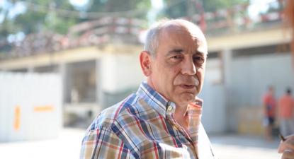 João Semedo (1951-2018) - Foto Paulete Matos