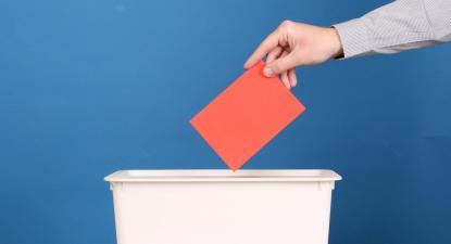 Voto antecipado em mobilidade