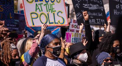 Marcha das Mulheres 2020. Foto de Mobilus In Mobili/Flickr.