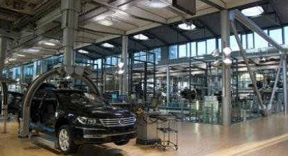 Presidente da Volkswagen demitiu-se mas jura que nada sabia. Foto de Dave Pinter