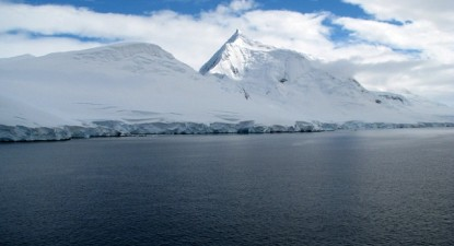 Os fenómenos registados na Antártida são um sinal da degradação ambiental em que a Terra está mergulhada. Foto Victor/Flickr