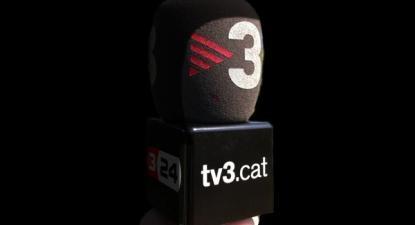 microfone TV3