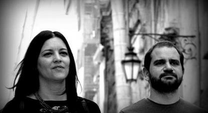 Marisa Matias e José Gusmão. Foto de Paulete Matos.