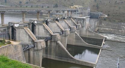 Barragem do Fratel – Foto de JLRSousa/wikipedia