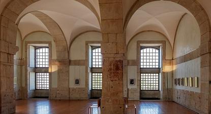 Centro Português de Fotografia na antiga Cadeia da Relação, onde estão parte das obras de arte da coleção estatal SEC.