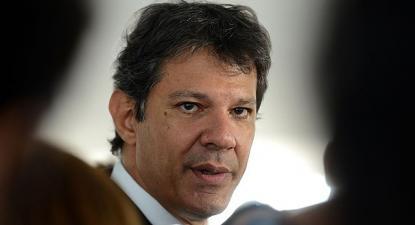 Fernando Haddad. Foto Wilson Dias - Agência Brasil