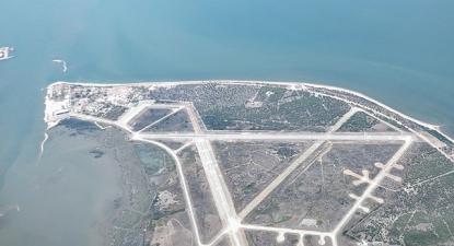 Base aérea do Montijo.