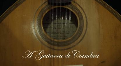 A Guitarra de Coimbra.