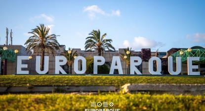Europarque. Foto do facebook.