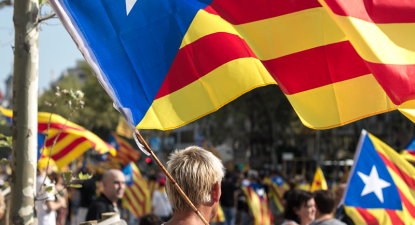 Fotografia: Catalan National Day/Flickr