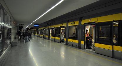 Estação de São Bento. Foto de Tiago Miranda/Flickr.