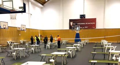 pavilhão do Clube Nacional de Natação