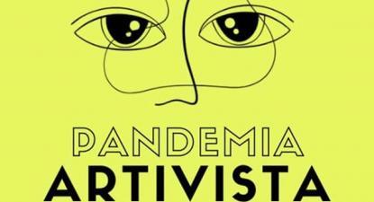 Cartaz Pandemia Artivista