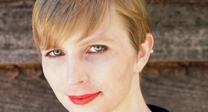 Chelsea Manning em liberdade - foto do seu twitter