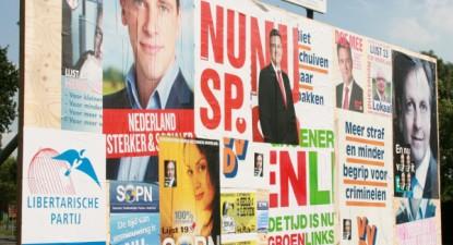 A 15 de março é eleito o parlamento da Holanda, com 150 deputados. Atualmente, há 11 partidos com representação parlamentar