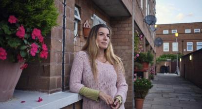 """Entrevista com Lúcia Moniz sobre o filme """"Listen"""", onde é protagonista – fotos cinema7arte"""
