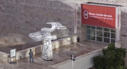 """Petição apela a que José Berardo seja afastado """"de qualquer lugar administrativo do Museu Coleção Berardo"""""""