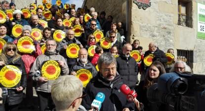 Encerramento da central nuclear de Garona é a oportunidade para encerrar Almaraz. Foto do Blog Araba Sin Garoña.