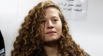 Israel prende nove membros da família de Ahed Tamimi