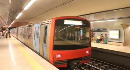 Metro de Lisboa em greve no dia 26 de outubro