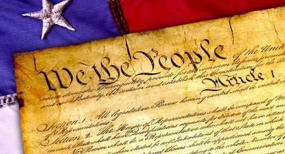 Constituição dos EUA. Foto Pikrepo.