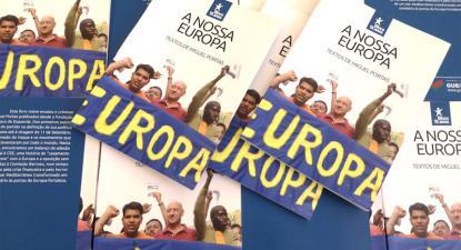 """Livro """"A Nossa Europa"""""""