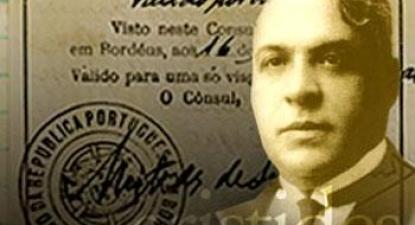 Aristides de Sousa Mendes no Panteão Nacional