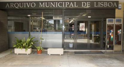 Os arquivos, como as bibliotecas, materializam a memória colectiva - Arquivo Municipal de Lisboa