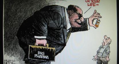 Bog pharma, imagem de Arton - cadtm.org