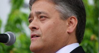 Artur Cascarejo, ex-presidente da Câmara de Alijó - Foto de Miguel Cartageno Facebook, retirado de Interior do Avesso