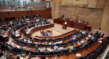 Assembleia de Madrid.