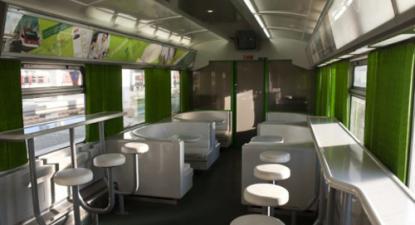 Comboios circulam sem serviço de refeições – Foto CGTP